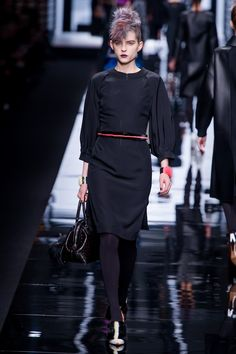 Fendi Fall 2013 Ready-to-Wear Collection Photos - Vogue