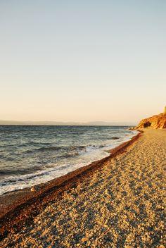 Eftalou Beach, Lesvos Island_ Greece Refugee Crisis, Island Beach, Countries, Greece, Tourism, Picnic, Landscapes, Country Roads, Outdoors