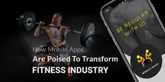 Health and Fitness are quickly becoming a top priority for an increasing number of people, and a core component of this trend is fitness. How mobile apps are transforming the fitness Industry #USSLLC #mobileapp #fitnessapp #healthcareapp #healthcare #Health #Fitness #fitnessIndustry Priorities, Mobile App, Health Care, How To Become, Health Fitness, Industrial, Mobile Applications, Industrial Music, Fitness