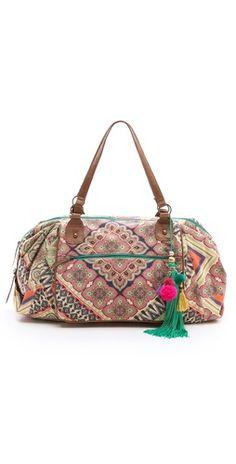 Star Mela Nirali Print Weekender Bag | SHOPBOP | Use Code: EXTRA25 for 25% Off Sale Items