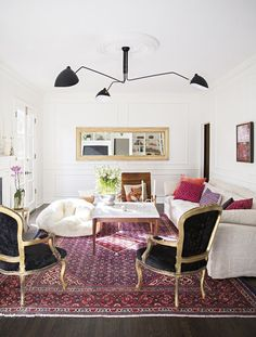 Persian Oriental Rugs Look Great Even with Modern Decor!