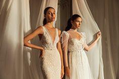 Εντυπωσιακο γοργονε νυφικο απο δαντελα κεντημενη. Νυφικα αθηνα Maid Dress, Couture Collection, Beautiful Bride, Bridal Style, Bridal Dresses, Wedding Styles, Wedding Day, Wedding Photography, Formal Dresses