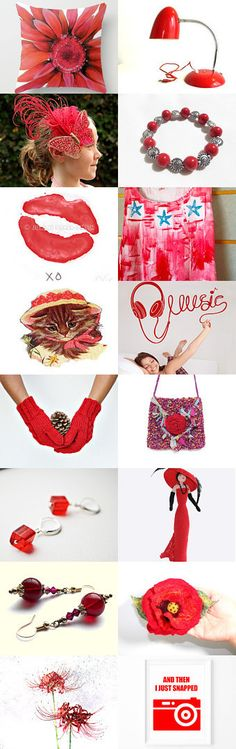 A thought for you ¯`•.¸¸.❤  Three by Nancy Ottati from RevesCreazioni on Etsy--Pinned with TreasuryPin.com
