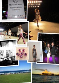 Postcard from Australia Fashion Week. #Shopbop