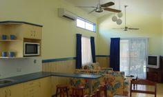 Cairns Caravan Park - Coconut Condo cabin accommodation