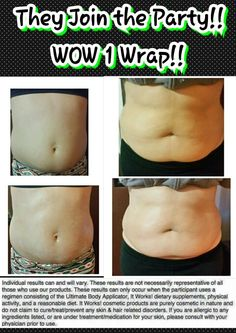 Real people, real results!! Ask me How?? Or go to my website www.damaloumakeoverwraps.itworks.com