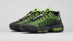 The Nike Air Max 95 Ultra Jacquard and Women's Air Max 95 Ultra will be  available at select Nike Sportswear retailers on July For more on the Nike  Air Max ...