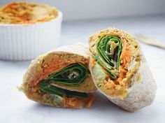 DIY-Anleitung: Buchweizen-Wraps mit Hummus selber zubereiten via DaWanda.com
