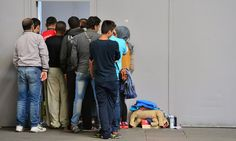 PM says Britain will welcome 20,000 Syrians but figures for asylum seekers Europe-wide put UK efforts in context
