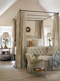 Homes of Dear Carolina: Khaki's House Inspiration- Design Chic - #dearcarolina