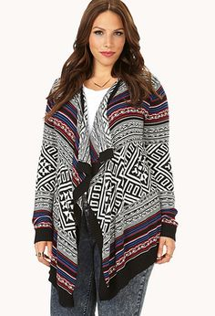 Plus Sizes   womens knitwear, jumpers and cardigan   shop online   Forever 21 - 2000091170