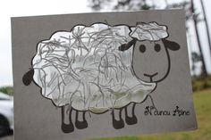 Des moutons collants !