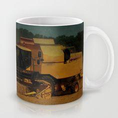 Harvest time in agriculture Mug