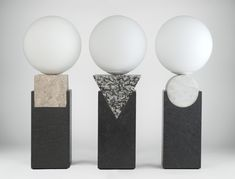 Diespeker has been working with a young designer business to create unique table lamps featuring natural stone. Designer Louis Jobst previously worked in sculpture fabrication before starting his own business specialising in sculptural furniture and lighting. For his 'Monument Lamps', Louis took inspiration from monoliths and monuments, exploring the theory of what a column is,...