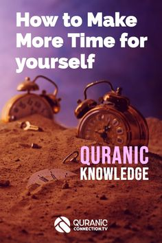 So many of us struggle with creating time for ourselves and making more time for our spiritual Islamic growth. Have you ever felt like time is just flying by