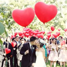 Heartfelt Valentine's Day Wedding Inspiration