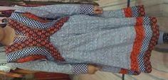 AZRAKH™ anarkali kurta with jacket.  pour cotton fabric. its in 18 kalis