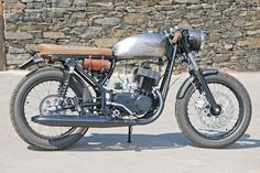 Jawa 350 #caferacer discover #motomood