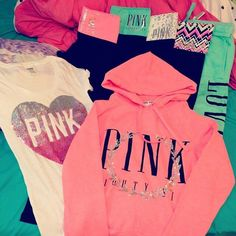 love pink.Victorias secret ♥