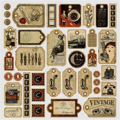 AMARNA IMAGENS: IMAGENS PARA ARTESANATO - SCRAPBOOK, RÓTULOS, ETIQUETAS, ETC #scrapbookprintables