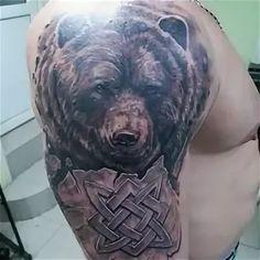 Fire Tattoo, Bear Tattoos, Bear Pictures, Tattoo Designs, Tatoo, Storage, Glow Tattoo, Tattooed Guys, Tattoo Patterns