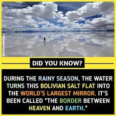 Image may contain: 1 person, ocean, cloud, sky and ouor True Interesting Facts, Some Amazing Facts, Interesting Facts About World, Intresting Facts, Unbelievable Facts, Interesting Information, Interesting Stuff, Wow Facts, Real Facts