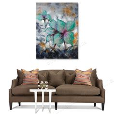 Wonderful art of blooming blue, artwork for guest room decoration - Direct Art Australia,  Price: $399.00,  Shipping: Free Shipping,  Size: 90 x 120cm High Gloss,  Framing: Framed (Gallery Wrap & Ready to Hang!)   Instock: Yes - immediate free delivery Australia wide!   http://www.directartaustralia.com.au/