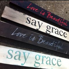 diy, wooden signs