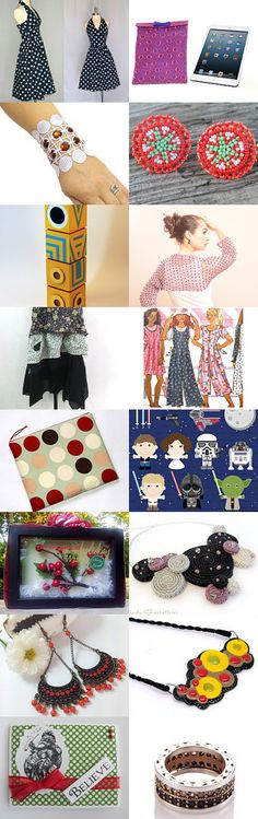 Get Dotted by Mayura on Etsy--Pinned with TreasuryPin.com