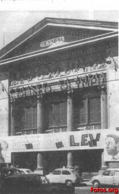Cine-Olympia-Gran-Via-Granada-antigua Japan Spring, Granada Spain, Olympia, Black And White, Photography, Spring Time, Retro, Cordoba Spain, Old Things
