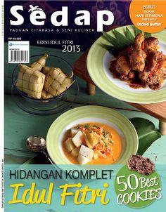 SEDAP Edisi Khusus Lebaran, berisi Hidangan Komplet Idul Fitri, 50 Best Cookies,  dan masih banyak lagi! Dapatkan di Toko Buku Gramedia terdekat