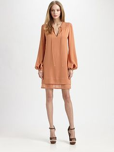 Diane von Furstenberg Marlian Embellished Dress