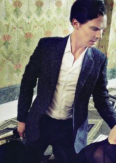 Benedict Cumberbatch - benedict-cumberbatch Photo