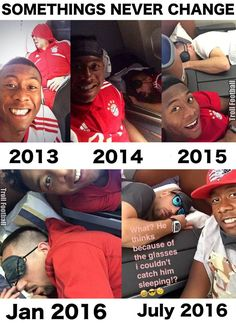 Alaba and Ribery! Football Troll, Football Jokes, Watch Football, Fc Bayern Munich, Goalkeeper, Liverpool Fc, Soccer Players, Sports And Politics, San