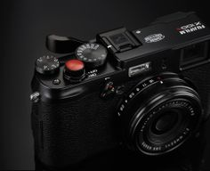 FUJIFILM X100S BLACK Limited Edition Only 1,000 units for Japanese market!