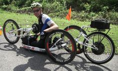 Power Assist for a Handcycle