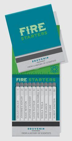 Fire Starters — Chris Cureton, Brand Consultant & Designer: Design & Philosophy