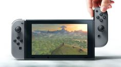 Report: Nintendo Switch Reveal Announcement Raised Nintendo's Market Value By $1 Billion