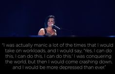 Demi Lovato | Demi Lovato has been outspoken about her bipolar disorder and is an advocate for mental health.