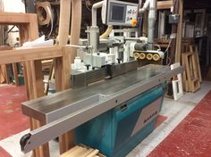 Martin T27 Spindle Moulder at Grabex Windows Croydon supplied by Scott & Sargeant - News « Scott+Sargeant Woodworking Machinery   UK at Scott+Sargeant Woodworking Machinery / UK at Scott+Sargeant Woodworking Machinery / UK