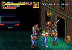 Screenshot Thumbnail / Media File 1 for Streets of Rage 2 (USA)