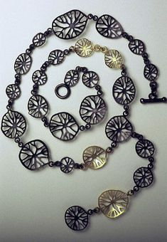 Necklace by Sarah Parker-Eaton