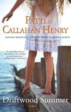 AfterIfound my firstPatti Callahan Henry novel, Between The Tides,at a thrift store, I knew I had to read more by this author. Driftwood Summer is officially my second read from Henry, and I can't wait to read more of her work. Placed in a quaint little Georgia coast town, the Sheffield sisters band together in…