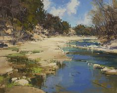 Spring's Serenade by Jill Carver Oil ~ 24 x 30