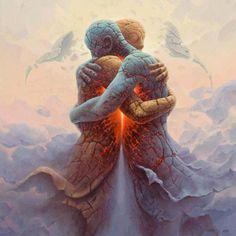Atingerea - Vindecare si iubire | Reiki Masaj