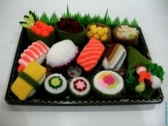 Cro-sushi!