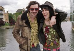 Sadie's Obsessions/ Daily Dose-- Noel Fielding and Julian Barratt