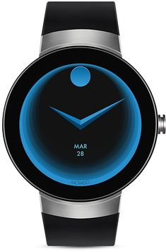 Movado Connect Smart Watch, 46.5mm