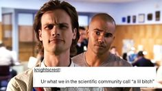 Morgan/Reid Criminal Minds Memes, Spencer Reid Criminal Minds, Dr Spencer Reid, Spencer Reid Quotes, Crimal Minds, Matthew Gray Gubler, Tumblr Funny, Favorite Tv Shows, Movies And Tv Shows