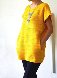 Ousia is a design focused on shape and color. It is an oversized tunic fitted…